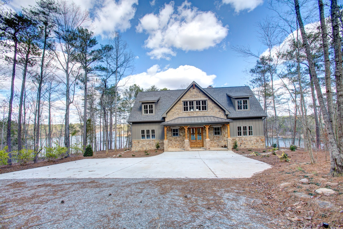 Smith lake home birmingham al real estate photography Home builders in birmingham alabama