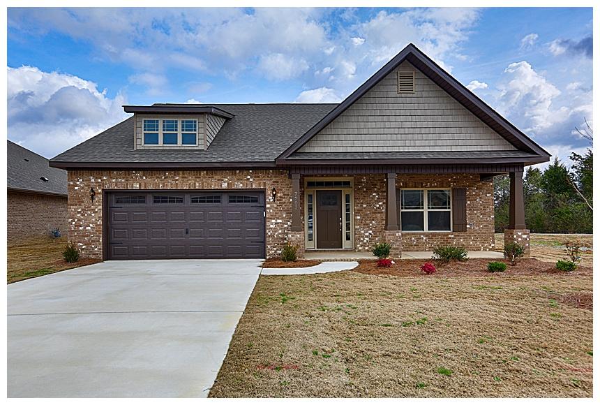 Legacy Homes Kendama Court Huntsville Real Estate
